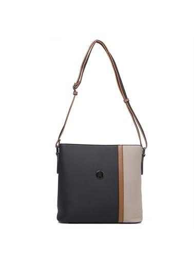 TH Bags   Kadın Çapraz Çanta Th-Yk14024 Siy Siyah